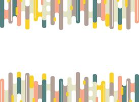 Abstrakte bunte Strichstreifenlinien Muster des minimalen Hintergrundes. Moderner Entwurf für Grafik, Anzeige, Plakat, Netz, Buch, Druck.