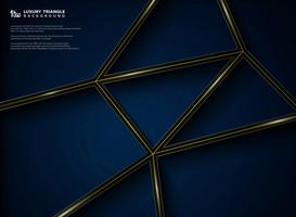 Abstrakt lyxmönster grafisk design av gradient svart bakgrund. vektor