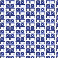 Muster Hintergrund Warteschild Flughafen Sitz Symbol