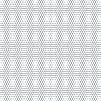 Abstraktes kleines Hexagonmuster des Technologiedesignhintergrundes. Sie können für die nahtlose Gestaltung von Tech-Anzeige, Poster, Grafik, Print verwenden.