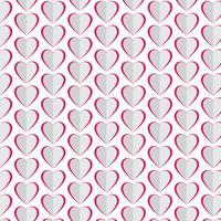 Muster Hintergrund Liebe Herz-Symbol
