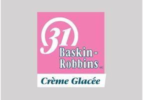 Baskin Robbins Vector Logo