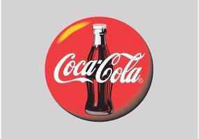 Coca-cola-skivlogotypen