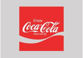 Coca-cola vektor logotyp