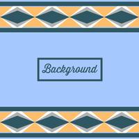 Hintergrund-Design-Vorlage vektor