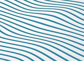 Abstraktes gewelltes Muster der Streifenlinie Ozeanhintergrund.