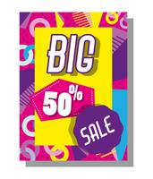 Stor försäljning affisch memphis tyle