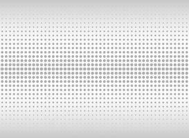 Abstrakt geometrisk gradient grå punktmönster bakgrund.