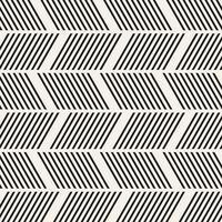 Abstraktes geometrisches nahtloses Vektormuster. vektor