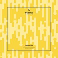 Abstrakte gelbe Streifenlinie Musterhintergrund.