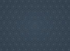 Sammanfattning av geometriska femkantiga mönster av dimensionell bakgrund.