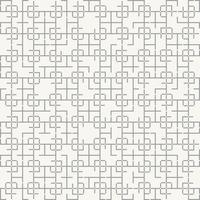 Abstrakt bakgrund kvadratisk geometrisk mönster stil. vektor