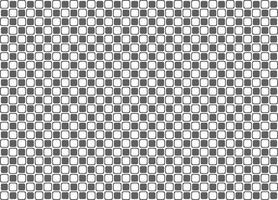 Abstrakter quadratischer Schwarzweiss-Musterdesign-Schablonenhintergrund. Abbildung Vektor eps10
