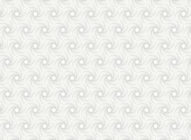 Abstraktes Hexagon führt Kunstmusterlinie Details einzeln auf.