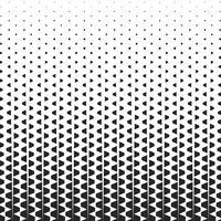 Abstrakte Linie Musterhalbtonquadrathintergrund. vektor