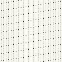 Abstrakte Punktlinie Geraden kopieren Designdekoration der modernen Kunst. vektor