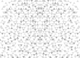 Abstrakt modern triangelmönstergradient grå bakgrund.