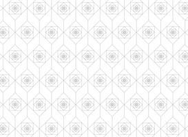 Abstrakte moderne quadratische geometrische Linie Musterhintergrund.