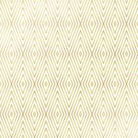 Abstrakte quadratische Luxusdreiecke formen goldenen Artmusterhintergrund. Sie können für Art-Deco-Design Kunstwerke verwenden.