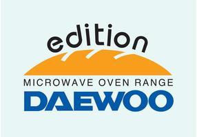 Daewoo Mikrovågsugn