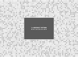 Abstrakter minimaler grauer quadratischer Musterhintergrund. Vektor eps10