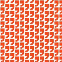 Muster Hintergrund Anführungszeichen Symbol