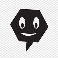 Sprechblase-Symbol