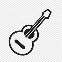 akustisk gitarrikon
