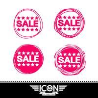 Verkauf Symbol Symbol Zeichen