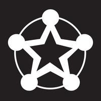 Nätverksikonsymboltecken