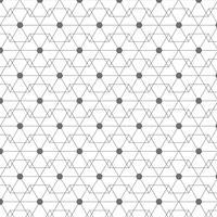 geometrisches Muster Hintergrund
