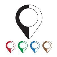 Mapping-Pins-Symbol