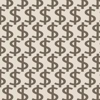 Dollarmönsterbakgrund