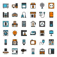 hushållsapparater ikon