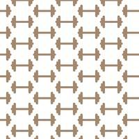 Hantel Muster Hintergrund vektor