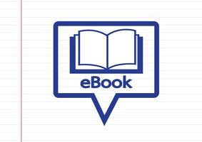 Ikoner för e-bokläsare och e-läsare