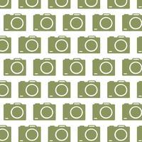 Kamera Muster Hintergrund vektor