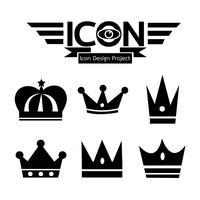 Crown Symbol Symbol Zeichen