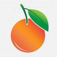 Orange Symbol Symbol Zeichen