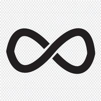 Unendlichkeitssymbol Symbol Zeichen vektor
