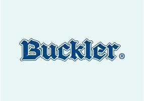 Buckler vektorgrafik vektor