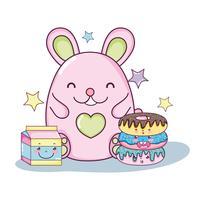 Süßer Hamster kawaii