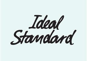 Idealisk standard vektor