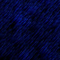 Abstrakt teknik blåa ljusa lazer linjer diagonalt mönster på mörk bakgrund.