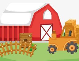 Farm söta tecknade filmer