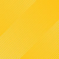 Abstrakta vita randiga linjer mönster Diagonalt textur på gul färgbakgrund.