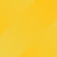 Abstrakte weiße gestreifte Linien kopieren diagonal Beschaffenheit auf gelbem Farbhintergrund. vektor