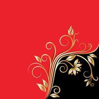 Vektoreinladungsdesign - Weinleseart. Kann als Postkarte, Einladung, Nachricht verwendet werden