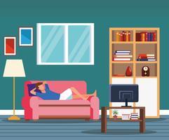 aktiviteter och fritid hemma