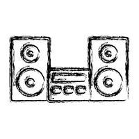 Stereosystem-Symbol